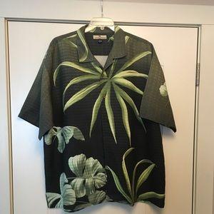 Tommy Bahama Hawaiian Shirt XXL